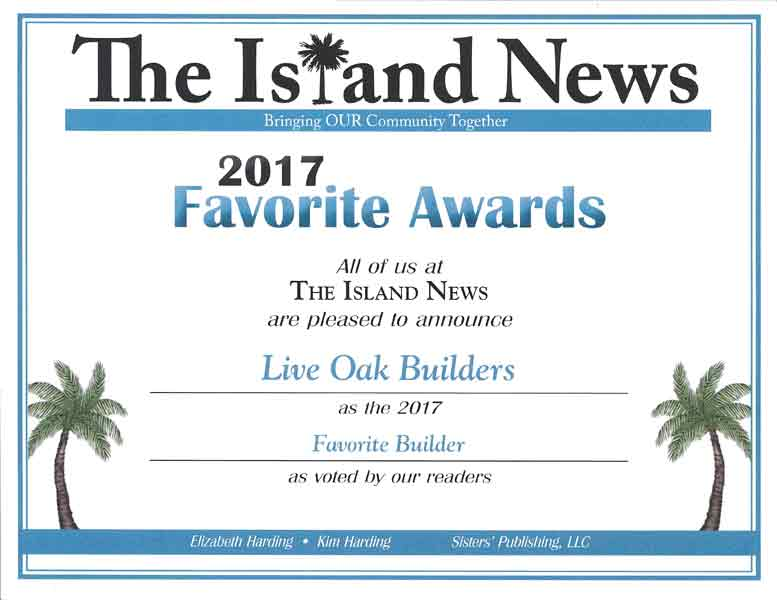 Island News 2017 Favorite Award